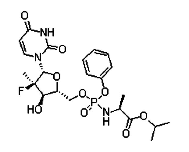 Sofosbuvir(索非布韦)1190307-88-0