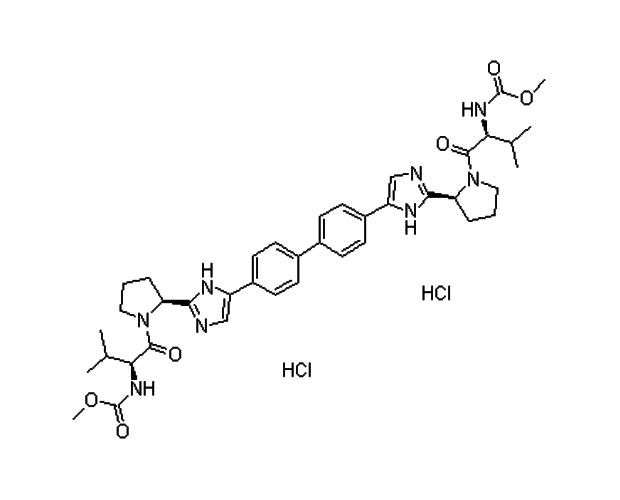 Daclatasvir(达卡他韦二盐酸盐)1009119-65-6