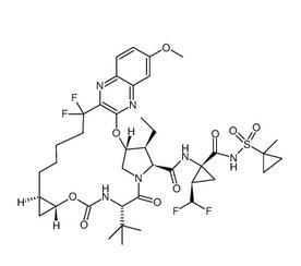 Voxilaprevir (伏西瑞韦 GS9857)1535212-07-7